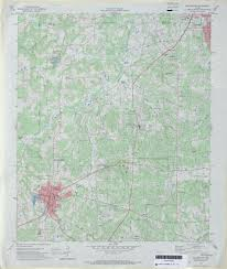 kilgore map topographic maps perry castañeda map collection ut