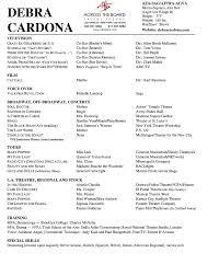 paper weight for resume debra cardona resume resume