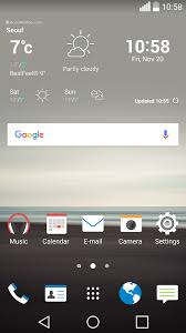 lg home launcher apk m9 theme for lg home android apps on play