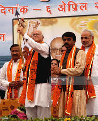 L K He Leader Of India U0027s Bharatiya Janata Party Pictures Getty Images