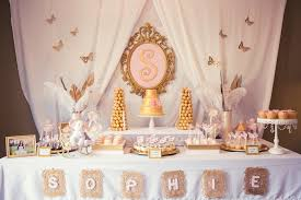 pink and gold baby shower ideas pink and gold baby shower ideas pink and gold baby shower via kara