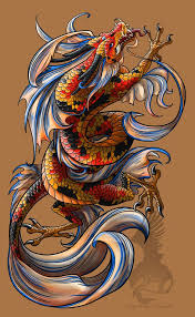 water dragon revamp by stevenworthey on deviantart japanese