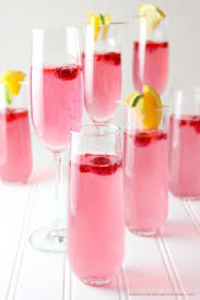 Pink Cocktails For Baby Shower - best 25 pink party drinks ideas on pinterest bridal shower