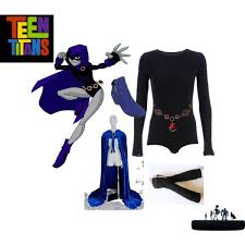 Teen Titans Raven Halloween Costume India Costumes Dress Costumes India Traditional Dresses