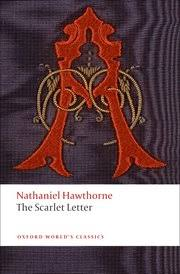 the scarlet letter nathaniel hawthorne oxford university press