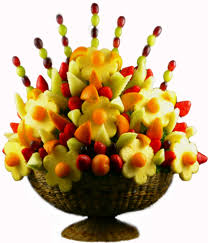fruit flower arrangements fruit arrangements delivery service available fruit ideas