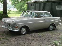 opel rekord p2 1700 aus 1962 sehr schön schweden import kann