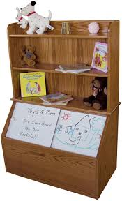 Homemade Wood Toy Box by Pine Bookcase Plans Wooden Toy Box With Bookshelf Homemade Wooden