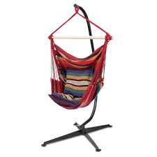 Swing Indoor Chair Hammock Swing Chair Hanging Chair Portable Porch Seat For