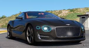 customized bentley bentley exp 10 speed 6 for gta 5
