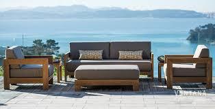 Teak Furniture Patio Outdoor Deep Seating Terra Patio U0026 Garden Teak Furniture