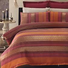 Burnt Orange Comforter King Orange And Brown Bedding Untitled Burnt Orange Gold Green