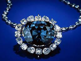 blue diamond necklace gem images The hope diamond travel smithsonian jpg