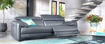 canape cuir relax but articles with canape 3 places relax electrique cuir arena ii noir
