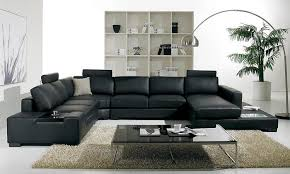 Coffee Table Uses by Simple In Modern Living Room Sets Uses Black Leather Couch Glass