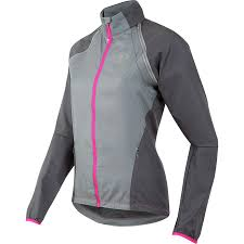 lightweight bike jacket pearl izumi elite barrier convertible jacket women u0027s