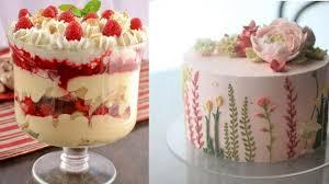 amazing cakes tutorials most satisfying cake decorating easy to