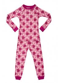 brian the pekingese american made organic children s pajamas