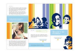 school brochure design templates learning centre elementary school print template pack from serif