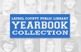 high school annuals online laurel county library online yearbook collection laurel