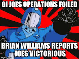 Cobra Commander Meme - upstaged cobra commander imgflip