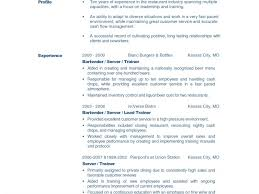 Resume Ongoing Education Homely Ideas Restaurant Resume Templates 4 Free Resume Templates