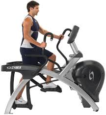 amazon com cybex 750at total body arc trainer elliptical