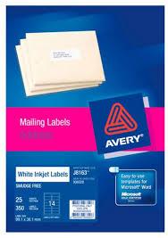 33 Labels Per Sheet Template by Ok Office Bulk Stationery Supplies Sydney Brisbane
