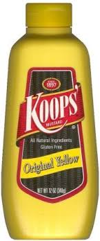 koops mustard olds products co mart discount grocer