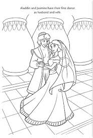 38 aladdin coloring pages images disney