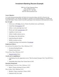 Best Resumes Examples by Best Resume Objective Examples Resume For Your Job Application