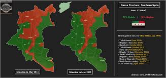 Syria Map by Syria Map Archicivilians