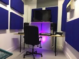 Studio Production Desk by Spacious U0026 Bright Music Recording Studio Space Production Room