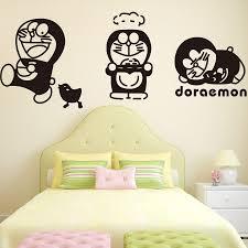 Home Decor Stickers Wall Online Get Cheap Doraemon Wall Decal Aliexpress Com Alibaba Group