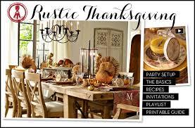 12 splendid thanksgiving tablescapes