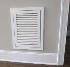 Interior Door Vent Grill Woodairgrille Wood Return Air Filter Grille Wood Air Vent