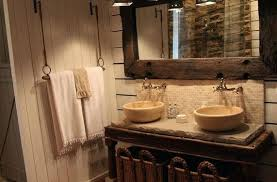 diy rustic bathroom mirror frame u2013 bathroom ideas