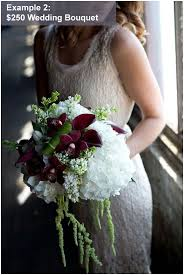 bridal bouquet cost how much do wedding flowers cost in milwaukee