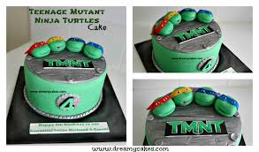 tmnt cake topper kids cake maker in brisbane dreamy cakes brisbane kids