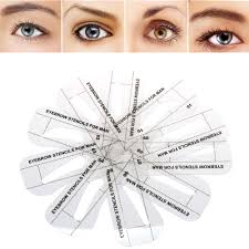 Shaping Eyebrows At Home Compare Prices On Eyebrow Shaping Tool Online Shopping Buy Low