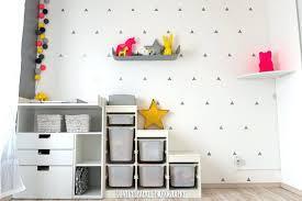 rangement mural chambre bébé rangement mural chambre bebe la chambre bacbac de zoac rangement