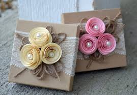 bridesmaid invites flower girl bridesmaid invite box lace swirl twine will