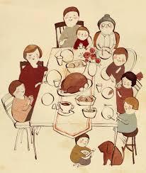 thanksgiving illustrations artists blogs