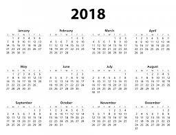 Calendar Template Public Domain Page 1