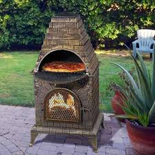 Clay Chiminea Bbq What Can You Cook In A Chiminea