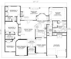 house plans com horrible bungalow cottage craftsman farmhouse house plan level one