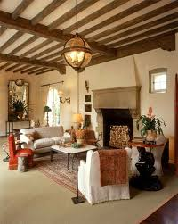 Best Spanish Decoracion Images On Pinterest Haciendas - Spanish living room design