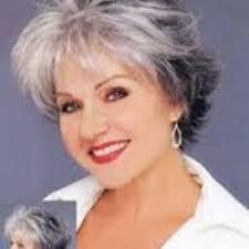 hairstyles for thin grey 50 plus hair coiffure femme 50 ans et plus coiffures pinterest short