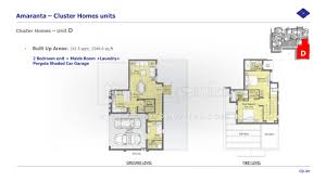 cluster home floor plans home plan