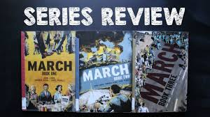 march book two march trilogy spoiler free series review